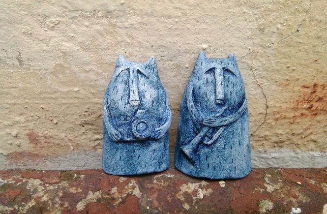 Места силы и вдохновения керамические колокольчики | Блог без правок