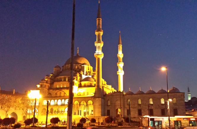 Поездка в Стамбул   Блог без правок