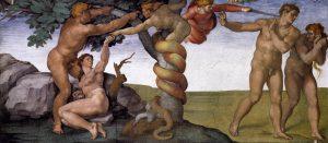 Сказки, мифы, символы и суеверия Буонарроти Изгнание из рая | Блог без правок