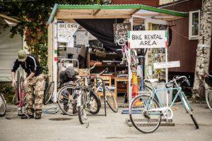 Аренда велосипедов в Херранге