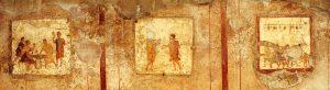 Помпейские фрески из Википедии