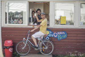 Херранг. Ice Cream Parlour