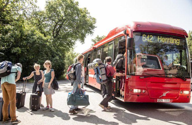 642 автобус в Херранг
