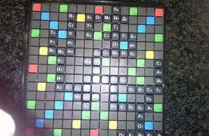 Игра Эрудит, русский Scrabble