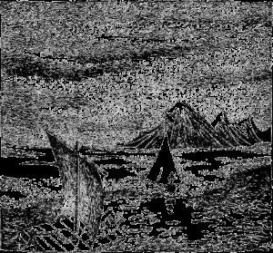 палатка Снусмумрика. Туве Янссон, Комета прилетает