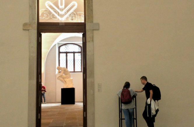 Дрезден, галерея современного искусства