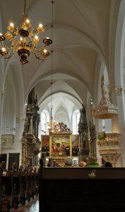 Веймар. Церковь Святых Петра и Павла