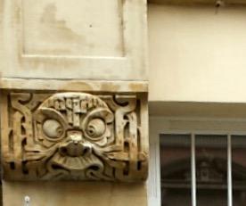 Фасады в стиле модерн, Айзенах