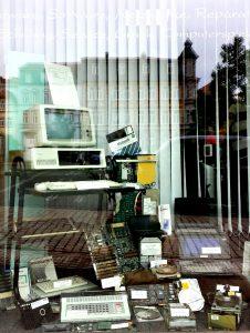 Айзенах. Магазин у Бах-Хауса
