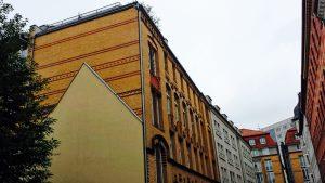 Эрфурт, Германия. Фасады