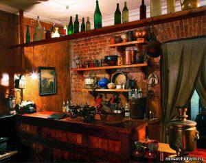 Старое кафе на Фонтанке