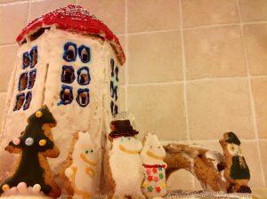 пряничный дом муми-тролли