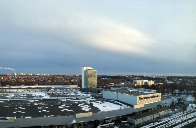 Выставочный центр в Стокгольме