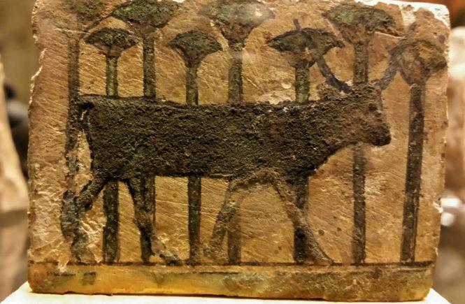 плитка из стокгольмского музея древностей