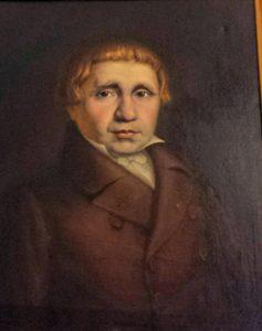 Мастер Иван Батов. Портрет