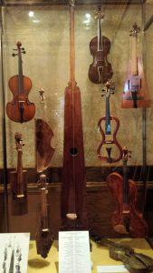 Выставка музыкальных инструментов в Шереметевском