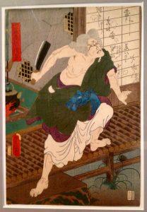 Японская ксилография в Эрмитаже