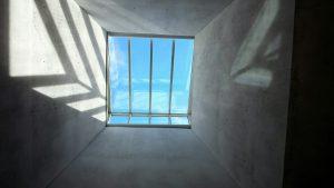 Главный штаб, окна в небо