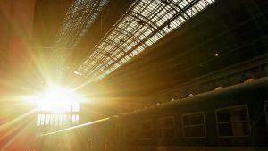 Будапешт. Вокзал Келети