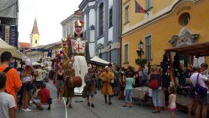 Парад Королей в Секешфехерваре