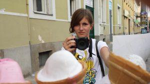 Венгерское мороженое три года назад
