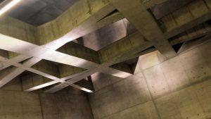 Будапештское метро. Перекрытия