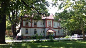 Дом детства в Секешфехерваре