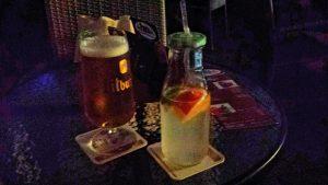 Пиво и домашний лимонад