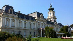 Дворец Фештетичей. Кестхей, Венгрия.