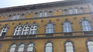 Музей Ференца Листа в Будапеште. Фасад