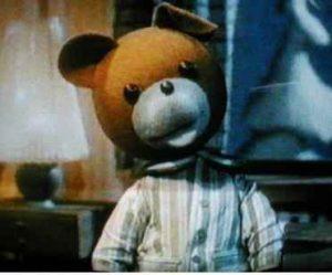 Медвежонок из старой венгерской передачи для детей