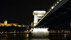 Будапешт. Цепной мост, Ланцхид