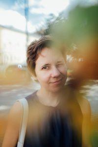 Фотосессии как зеркало. Фото сквозь листву | Блог без правок