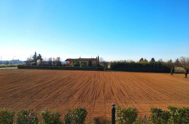Поездка в Италию за сыром. Вид из окна | Блог без правок