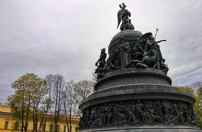 Поездка из Петербурга в Новгород | Блог без правок